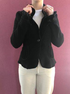 Wollblazer schwarz