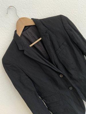 Neil Barrett Blazer en laine noir