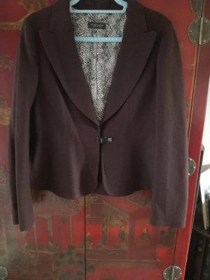 Strenesse Wool Blazer dark brown