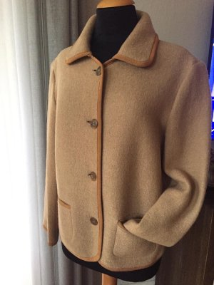 Unützer Wool Blazer camel-brown