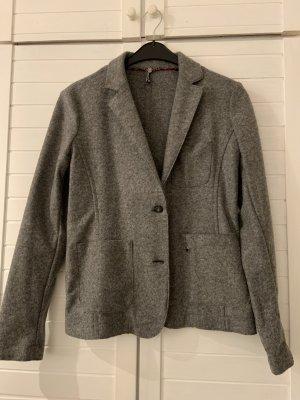Woolrich Blazer in lana grigio