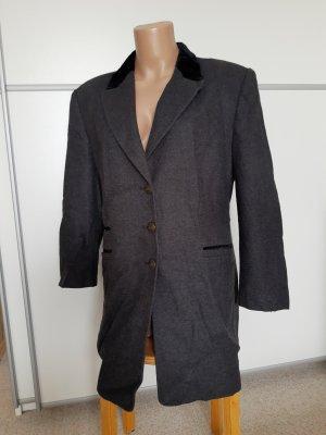 Barisal Marynarski płaszcz czarny-szary