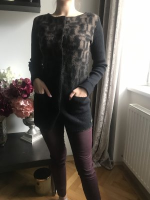Wolle Cardigan