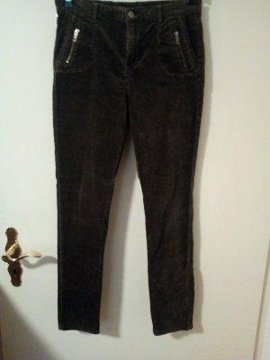 FFC Woolen Trousers dark brown