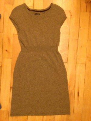 Marc O'Polo Gebreide jurk bruin Wol