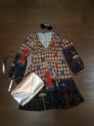 Wolle Kleid