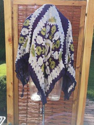 Shakchic Wollen sjaal veelkleurig