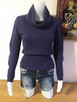 Wolle Strickpullover Wollpullover Pullover Winterpullover Gr.36-38