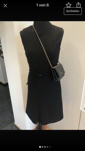 St. emile Woolen Dress black