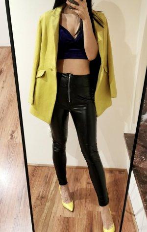 Wollen kurzen Mantel hochwertig lang Anzug