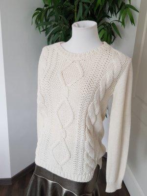 Marella Wool Sweater cream