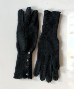 Weekday Gloves black