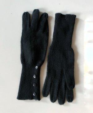 Weekday Guanto con dita nero