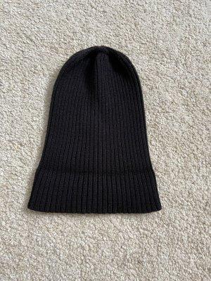 Primark Chapeau en tissu noir