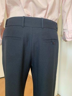 Comptoir des Cotonniers Woolen Trousers dark blue
