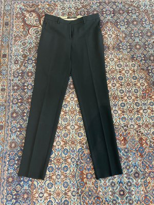 Etro Wełniane spodnie czarny