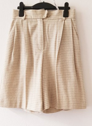 Radar Pantalone di lana crema-beige chiaro