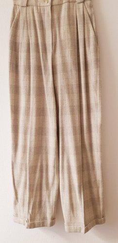 Radar Pantalone di lana beige chiaro-beige