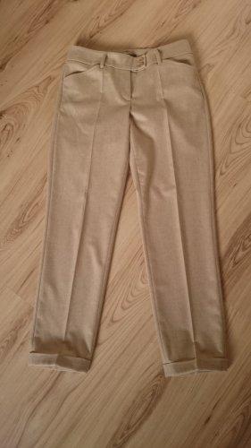 Cambio Woolen Trousers beige