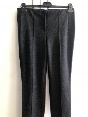 Cambio Woolen Trousers anthracite
