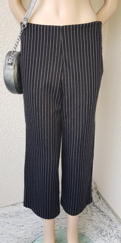 SusyMix Pantalon en laine noir