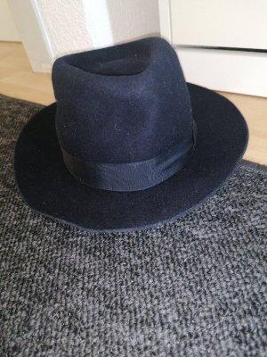 Royal Cappello di lana blu scuro