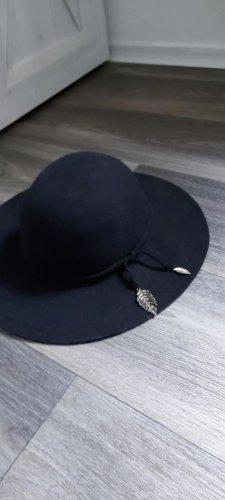 H&M Cappello con visiera nero