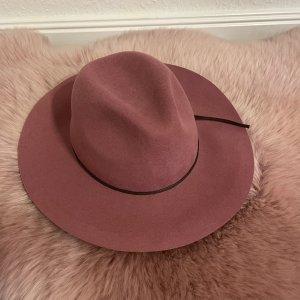 Esprit Woolen Hat pink wool