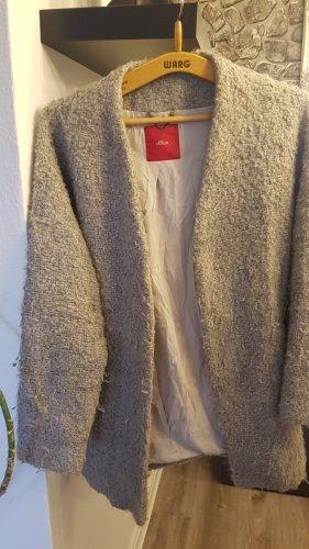 s.Oliver Wool Jacket beige