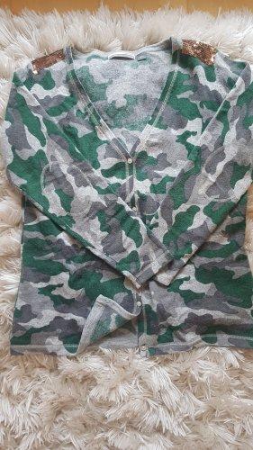 Maxine Cashmere Pullover in cashmere multicolore