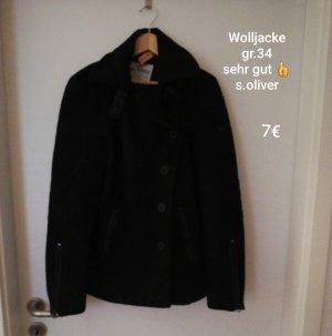 Wolljacke