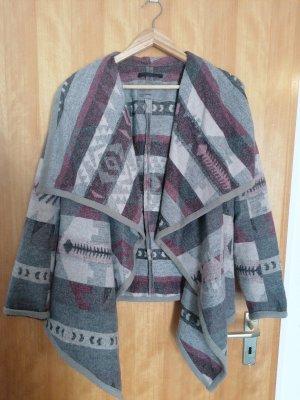 Vero Moda Chaqueta de lana multicolor