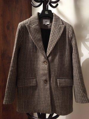 Suncoo Giacca di lana multicolore Lana