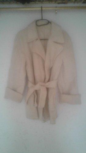 Wool Jacket natural white