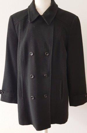 Canda Chaqueta de lana negro