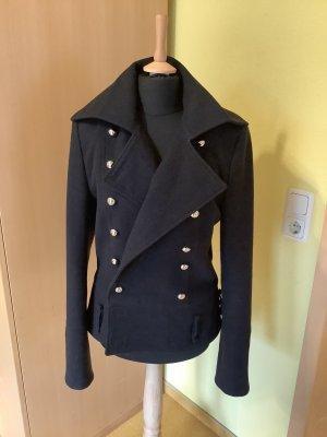Wolljacke in schwarz der Firma Dimitri