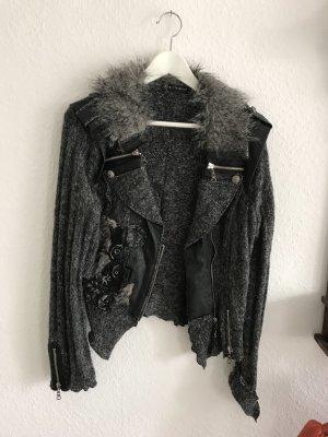 Wełniany sweter Wielokolorowy