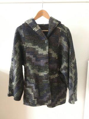 Zara Wool Jacket multicolored wool