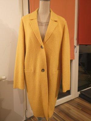 Bonita Veste en laine jaune