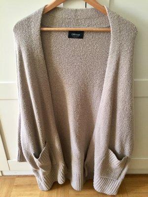 Zara Veste en laine beige clair