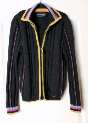 Giesswein Cardigan anthracite wool