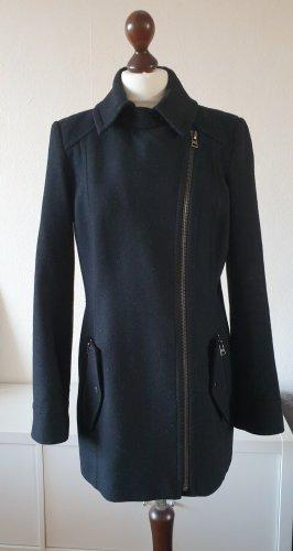 Wolljacke/ Wollmantel von Esprit * Gr.38 * schwarz