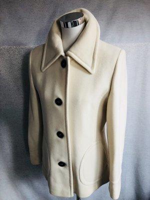 Gil Bret Wełniany sweter w kolorze białej wełny