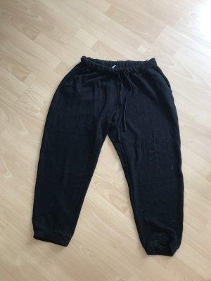 Zara Woolen Trousers black