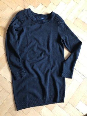 Marc by Marc Jacobs Vestido de lana negro