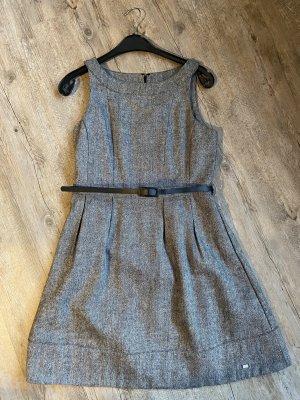 Street One Vestido de lana gris