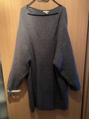 H&M Sweater Dress dark grey