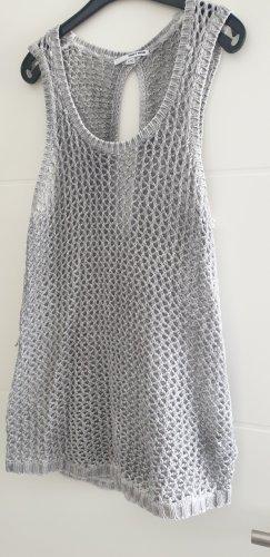 Tally Weijl Robe en laine gris clair