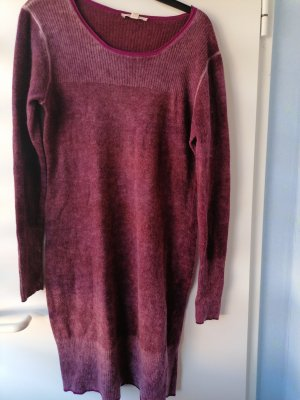 Esprit Woolen Dress purple