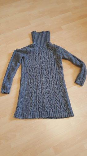 Anne L. Vestito di lana grigio